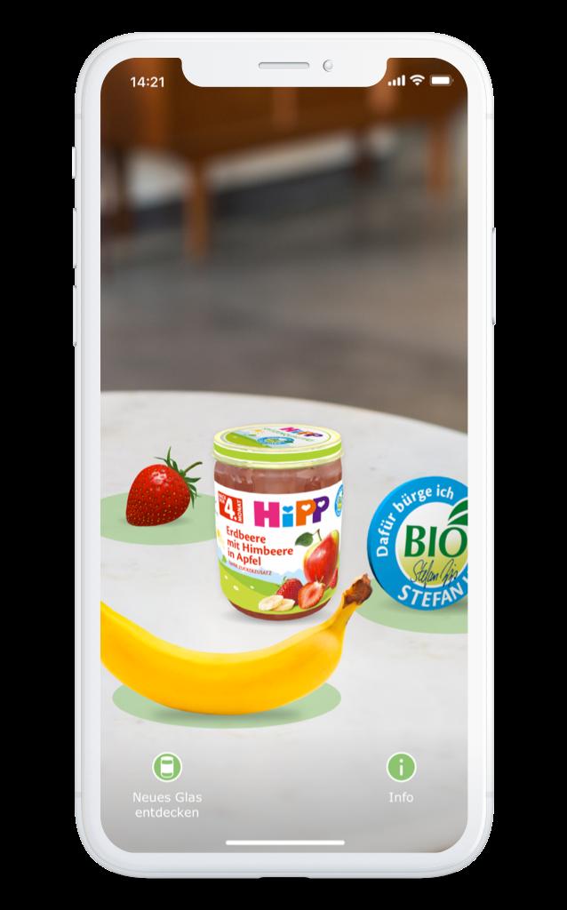 HiPP BIO App Fruechte