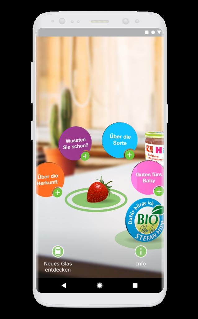 HiPP BIO App Infos