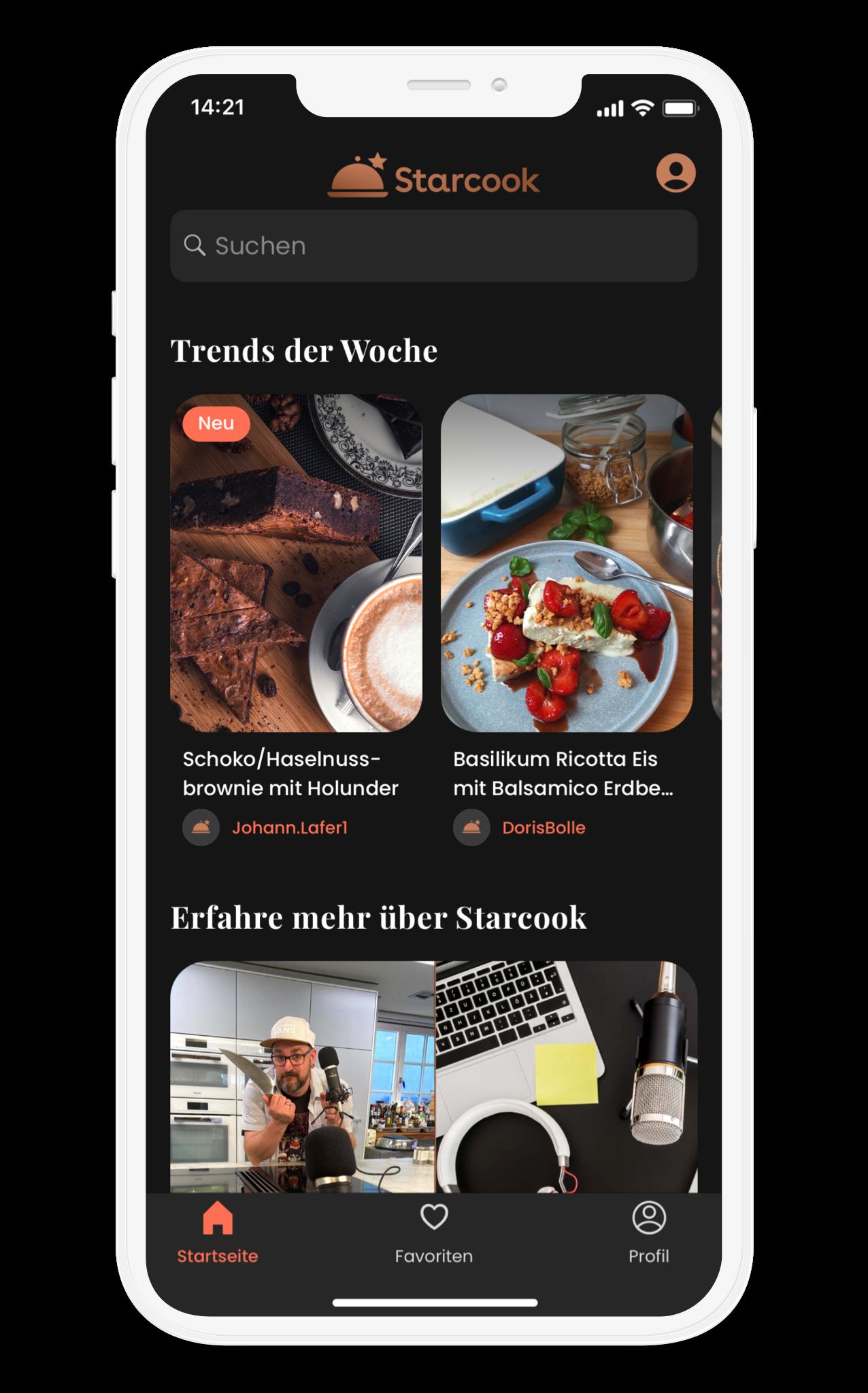 Starcook – Empfehlungen
