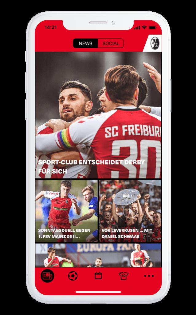 SC Freiburg – News